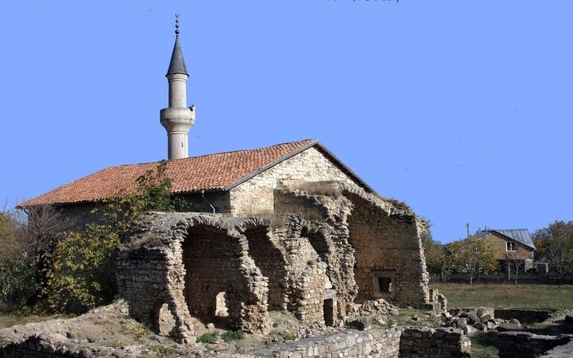 Мечеть Хана Узбека 5