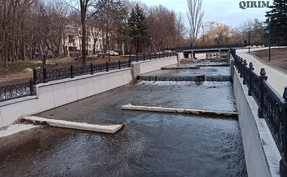 Салгир Симферополь