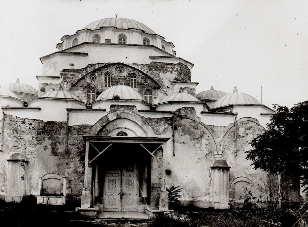 Джума-Джами в древности