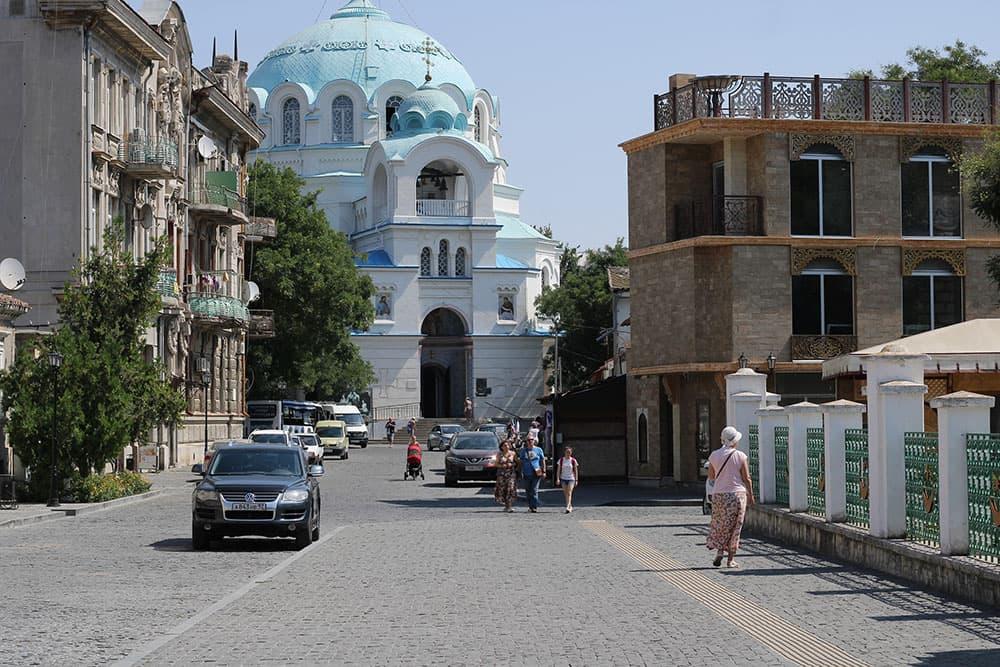 Крым малый Иерусалим Евпатория