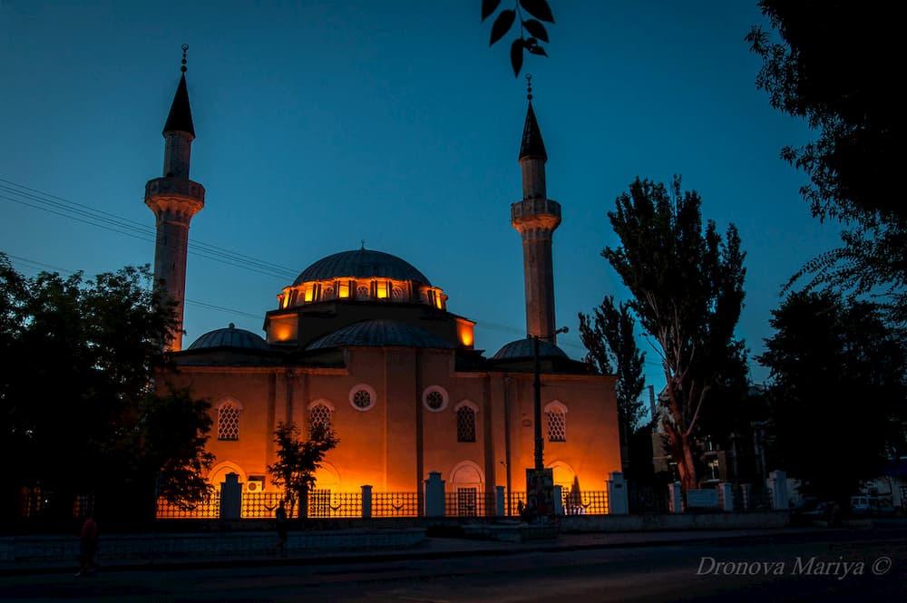 Мечеть Татар-Хан