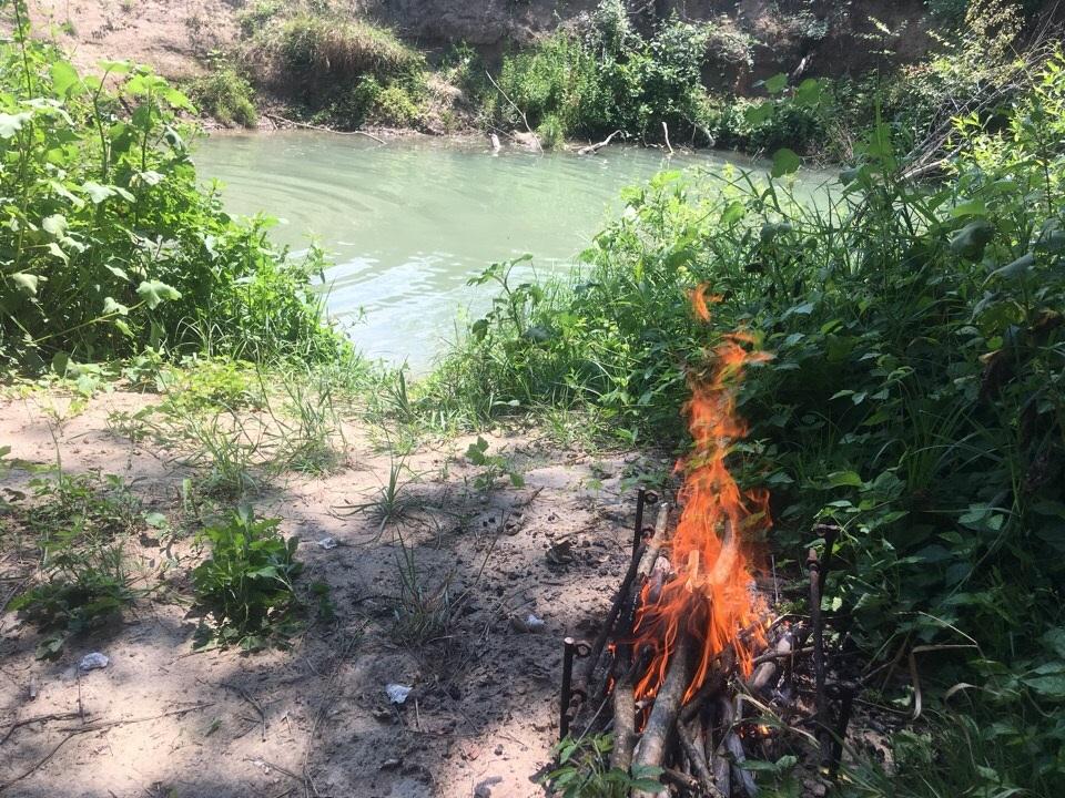 река Бельбек рыбалка