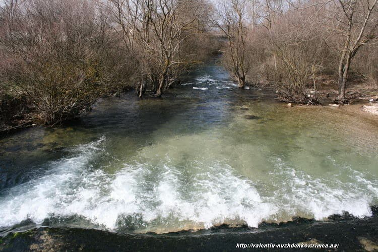 Река Черная Крым