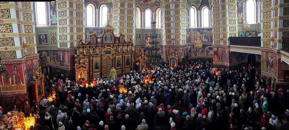 Собор Николая Святителя