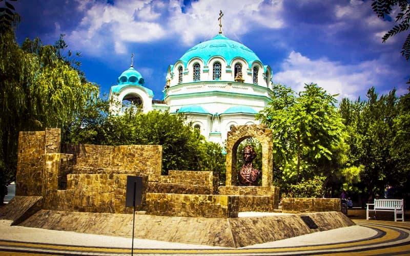 Собор Святого Николая в Евпатории