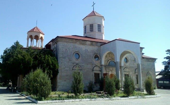 Туристический маршрут малый Иерусалим Евпатория