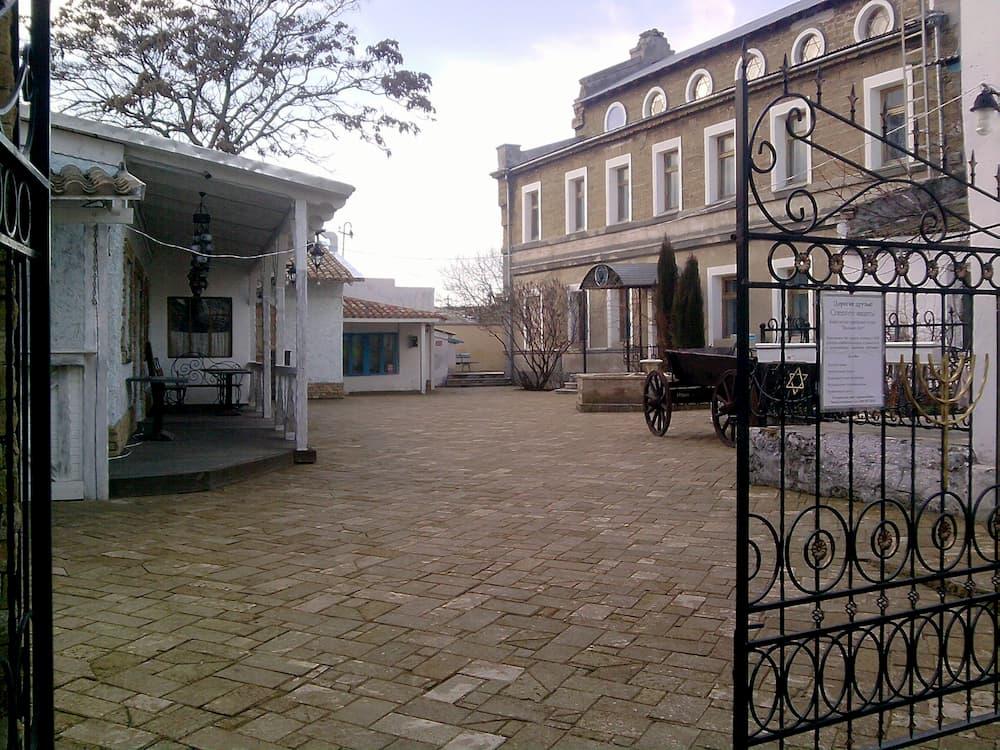 Купеческая Синагога в Евпатории
