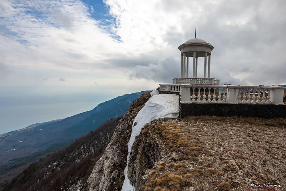 беседка ветров в Крыму где находится