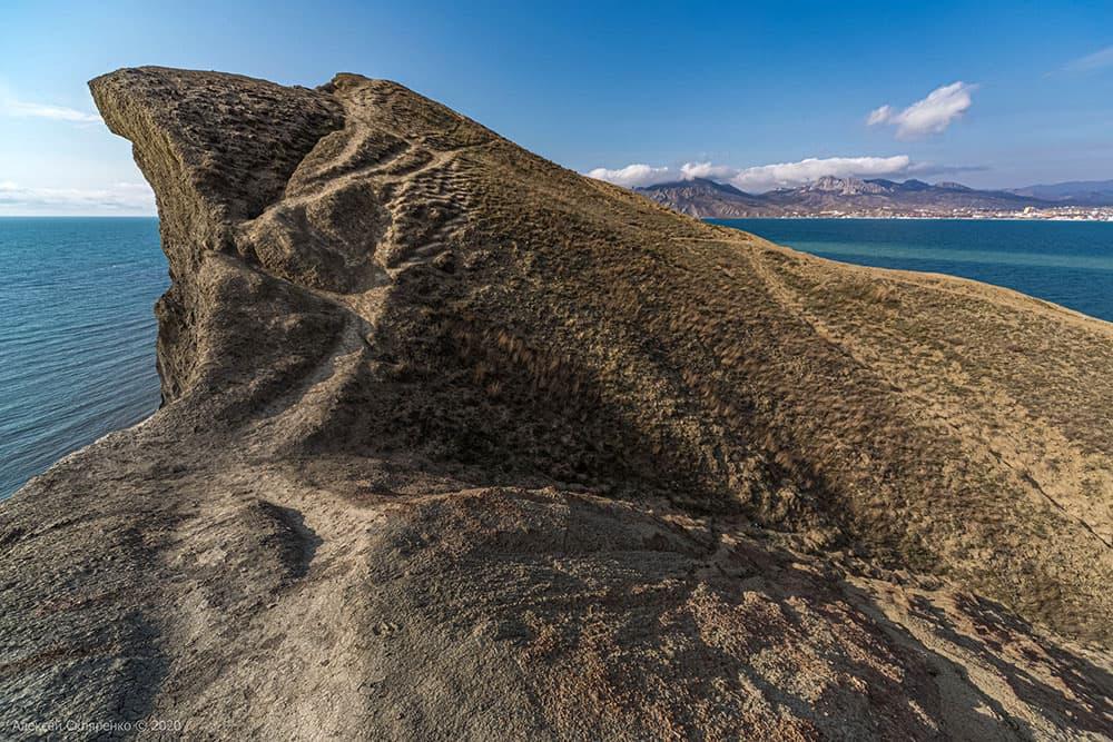 гора Хамелеон
