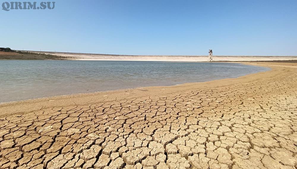 межгорное водохранилище крым где находится