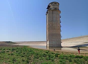 Межгорное водохранилище – крупнейший бассейн Крыма