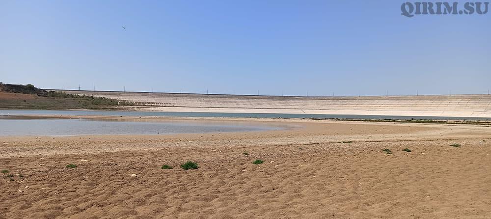 водохранилище скворцова