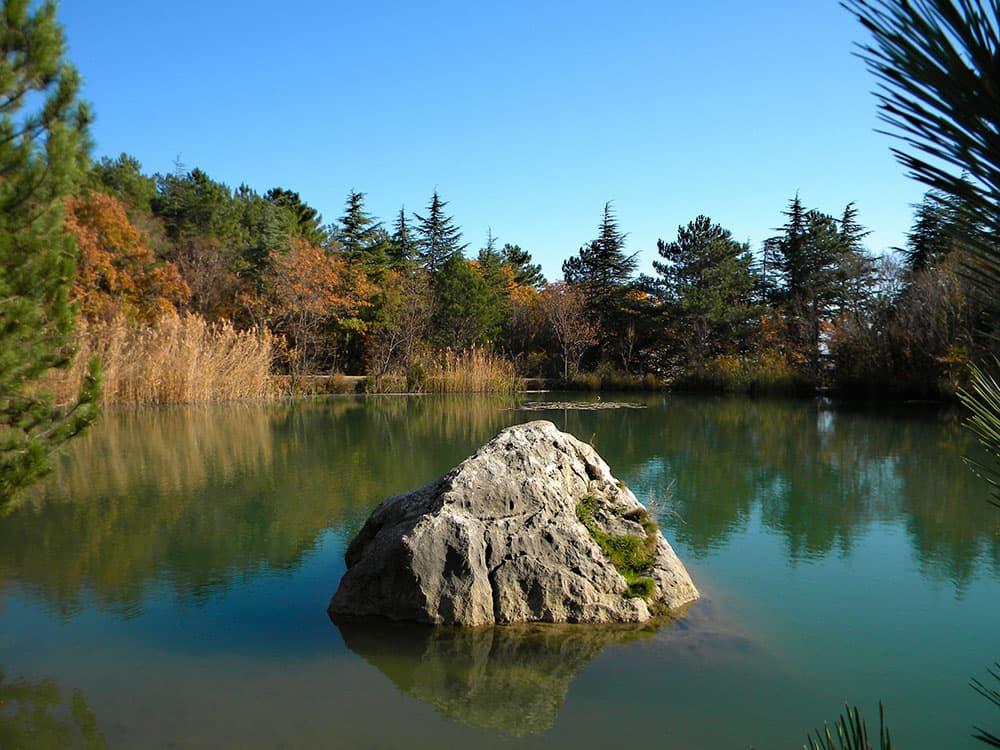 озеро Шаан-Кая