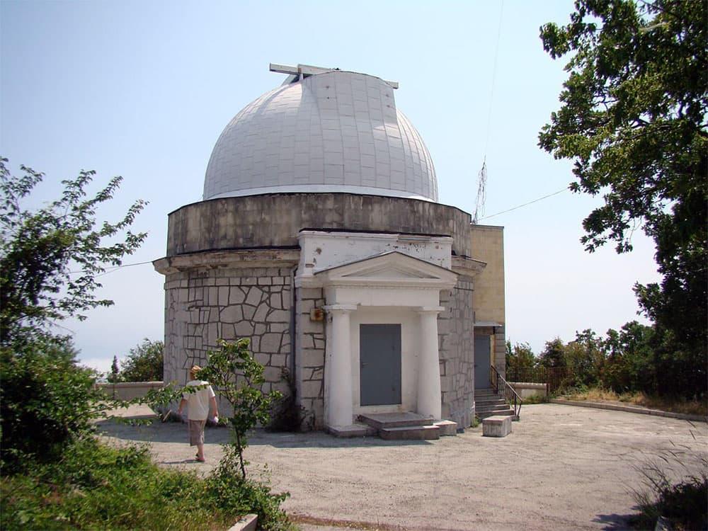 обсерватория Симеиза