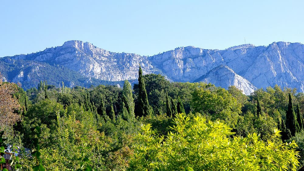 Симеиз горы