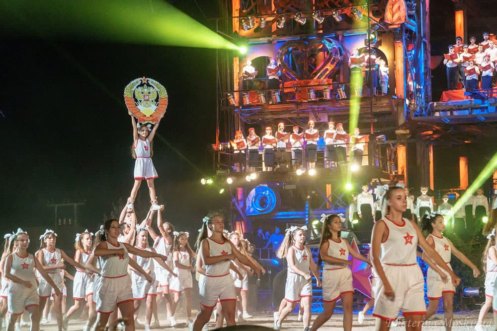 байк шоу парад