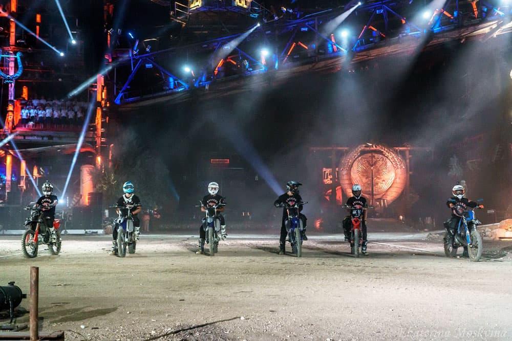 Байк шоу Севастополь