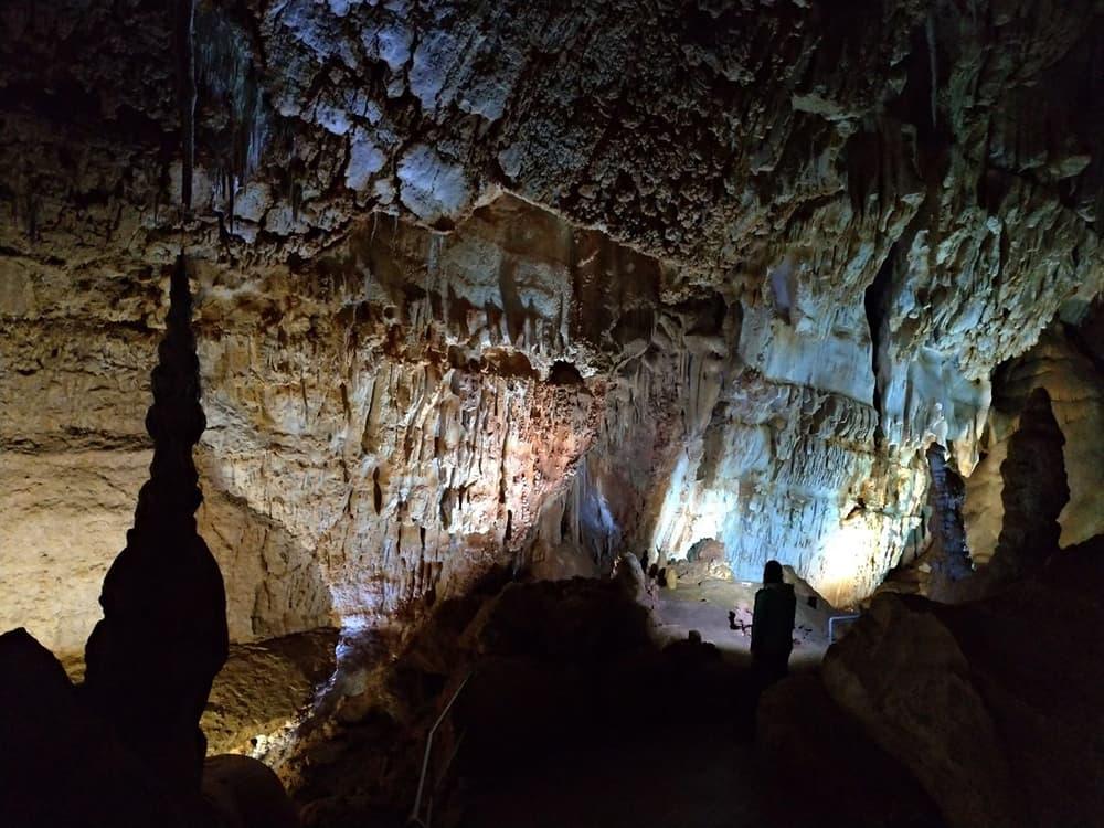 Мраморная пещера экскурсия