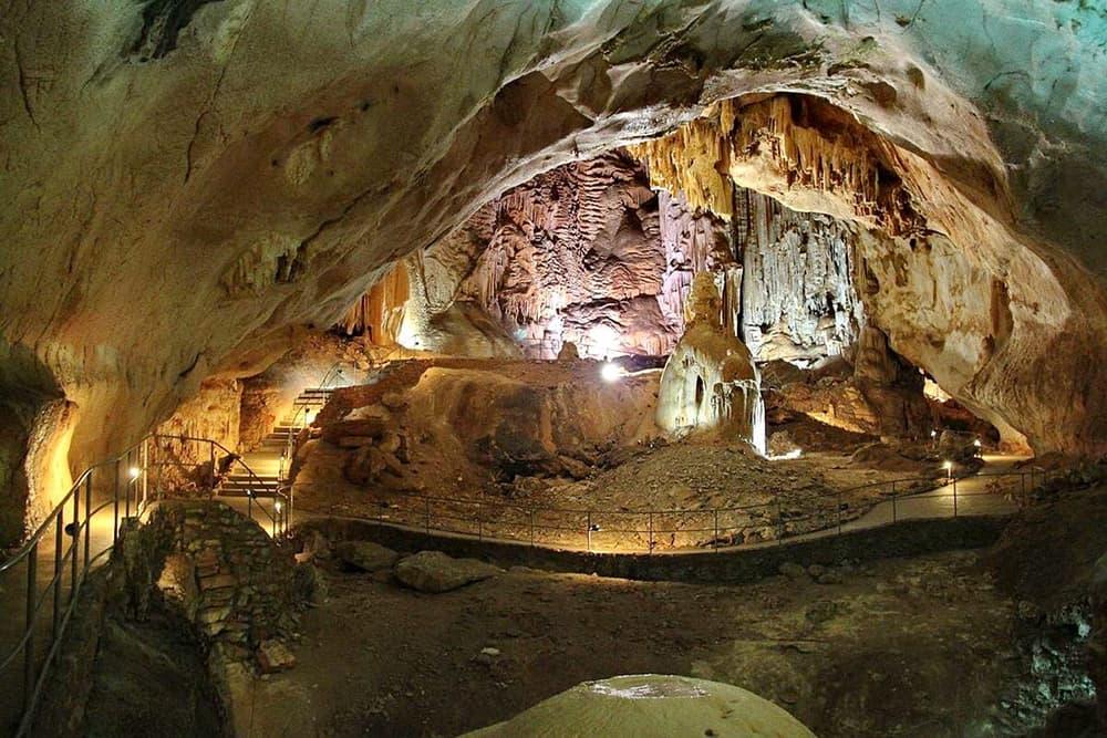 пещера Эмине-Баир-Хосар 3