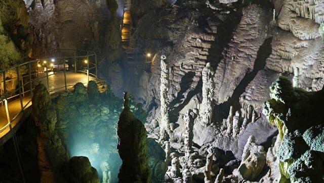 пещера Эмине-Баир-Хосар 4