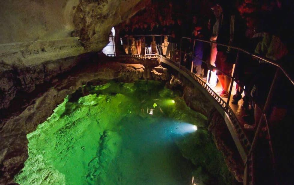 пещера Эмине-Баир-Хосар 6