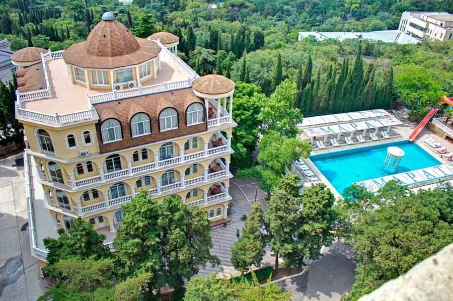 парк отель Марат