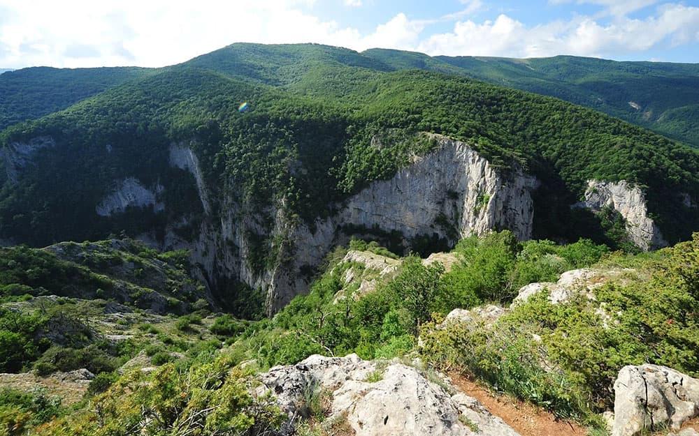 большой каньон по верху 7