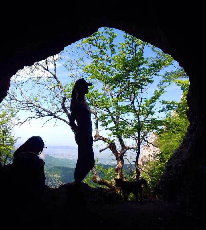 Демерджи пещера МАН