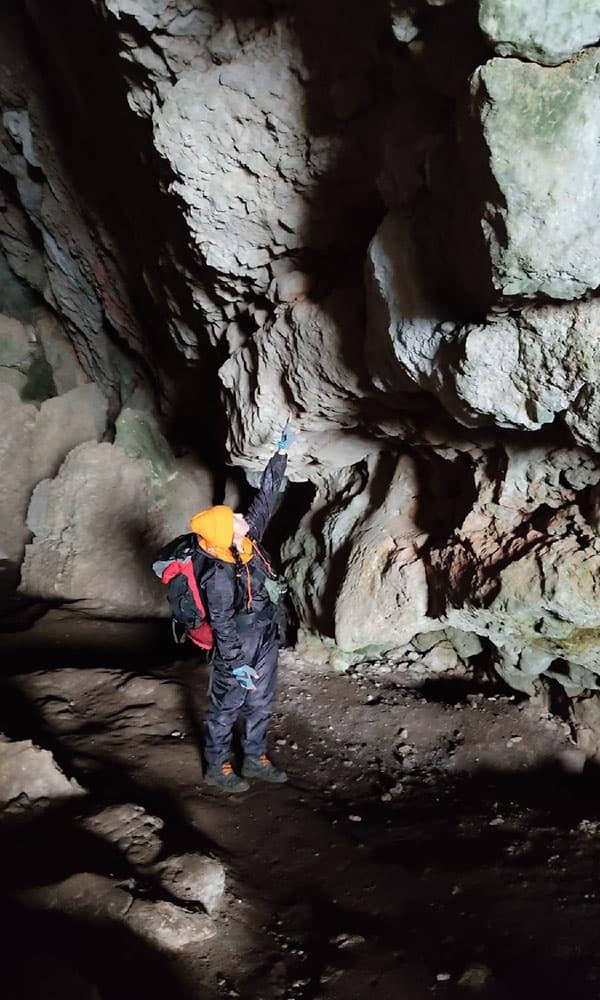 пещера МАН 1