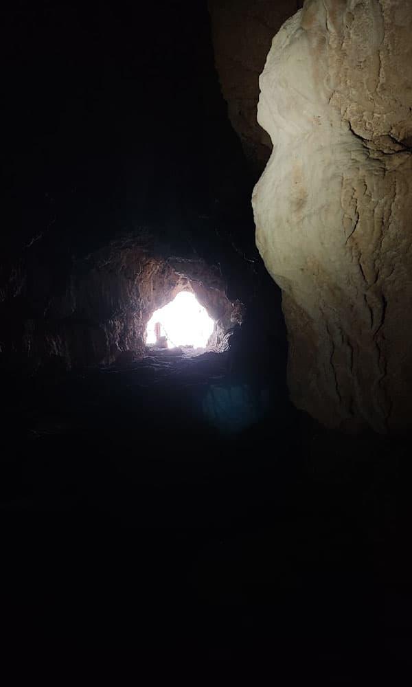 пещера МАН 3