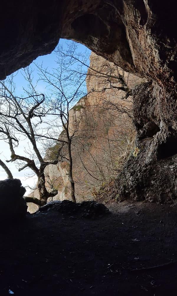 пещера МАН 4