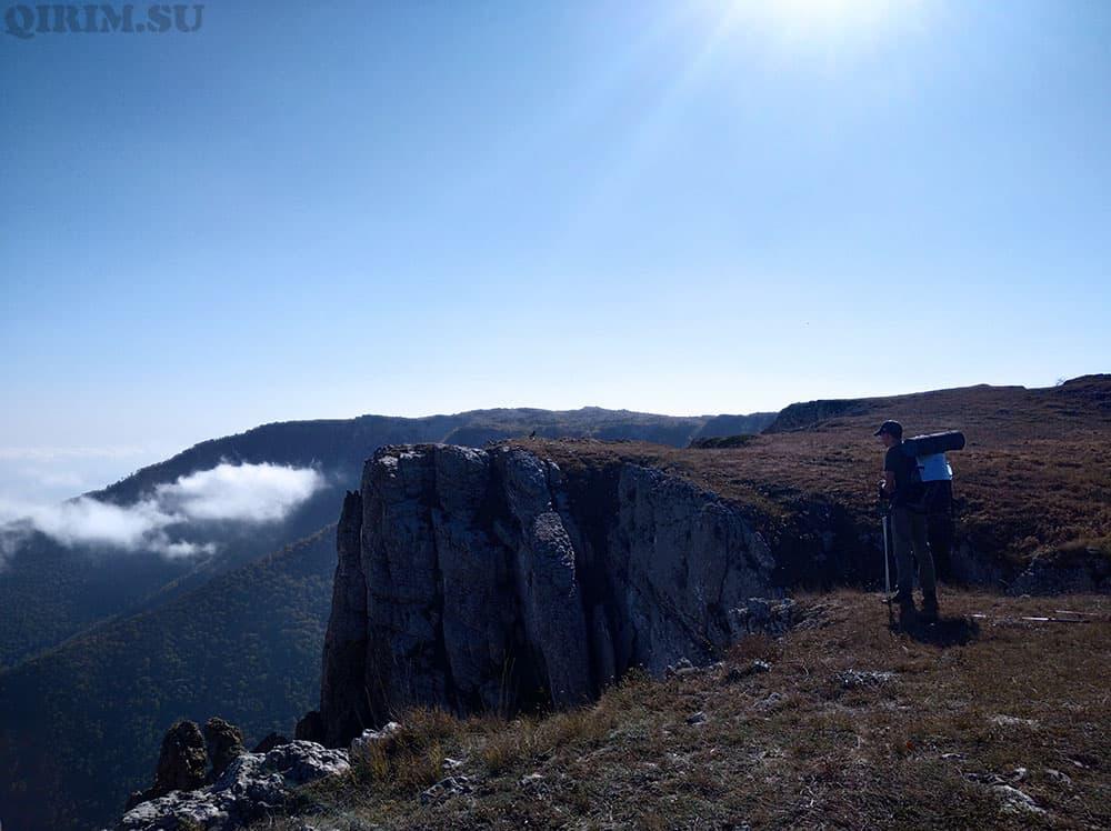 стол гора яйла Тырке