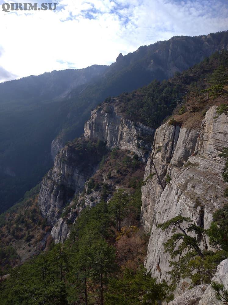 Боткинская тропа горы
