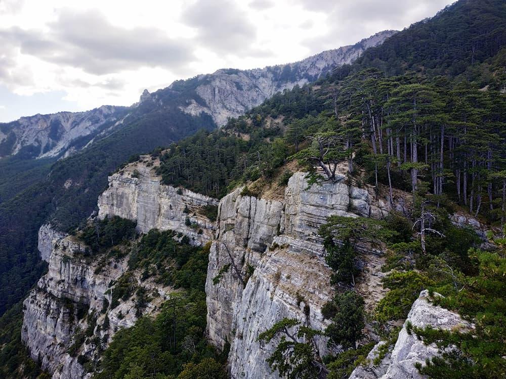 гора на Боткинской тропе
