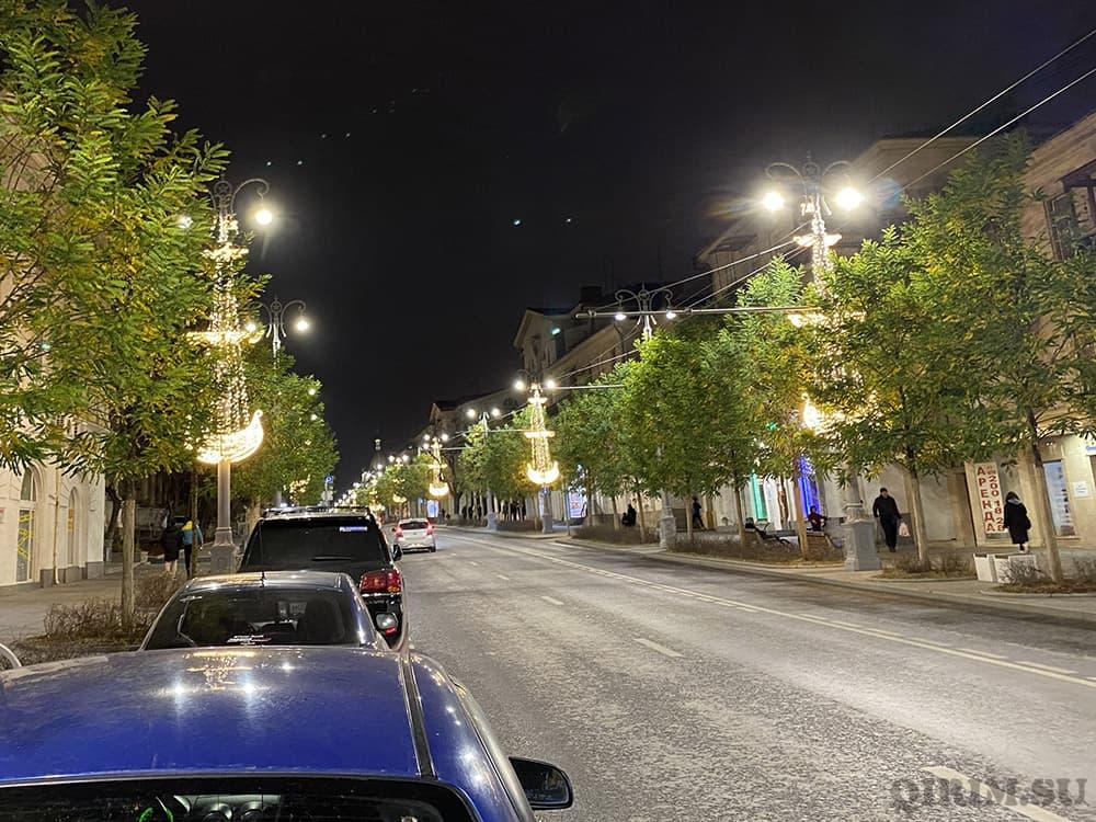 Как украсили Севастополь на Новый год 2021 5