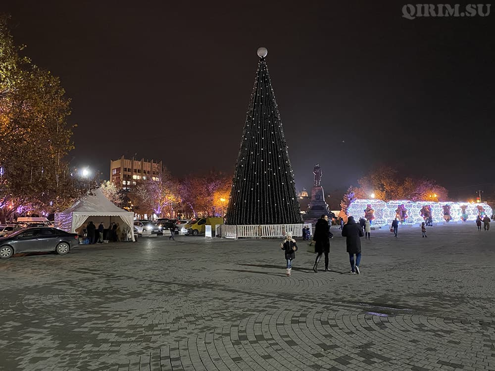НГ Севастополь 2020-2021