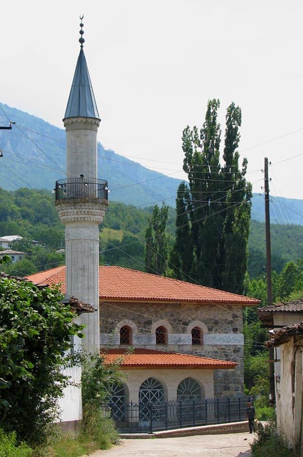 Юсуповская мечеть 1