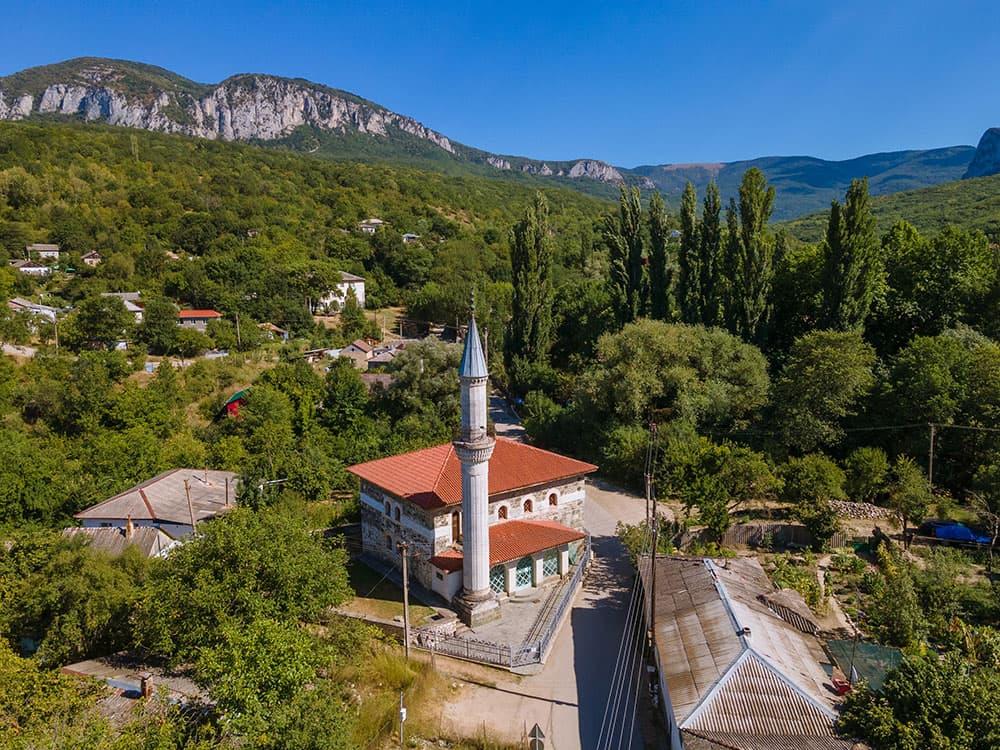 Юсуповская мечеть в Соколином
