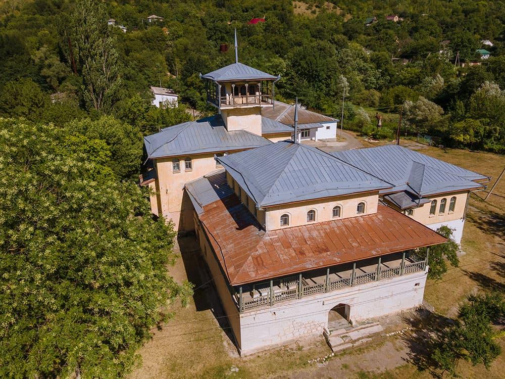 Юсуповский охотничий дом в Соколином