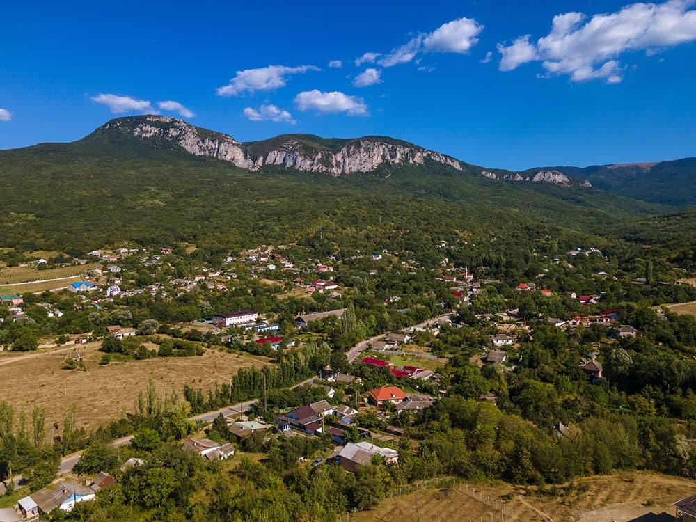 село Соколиное