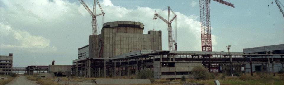 АЭС в Щелкино