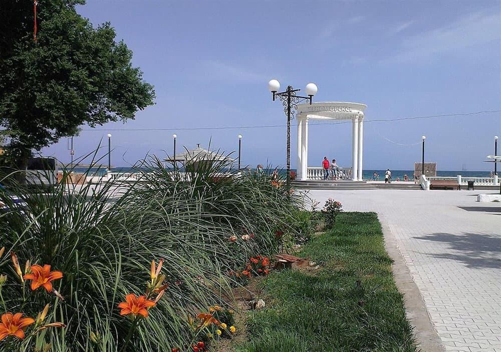 черноморское крым