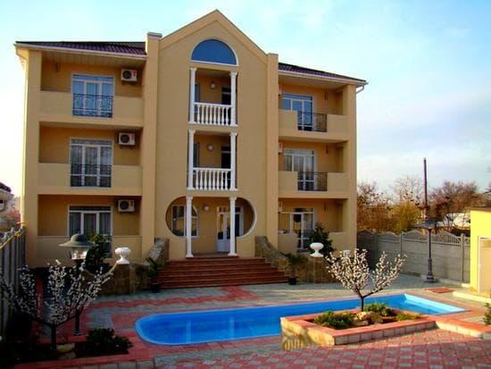 Черноморское жилье гостевой дом Яхонт