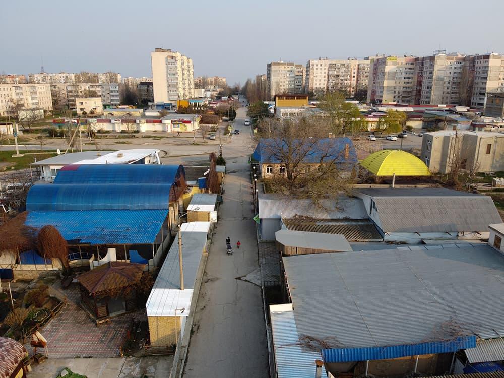 город Щелкино 2