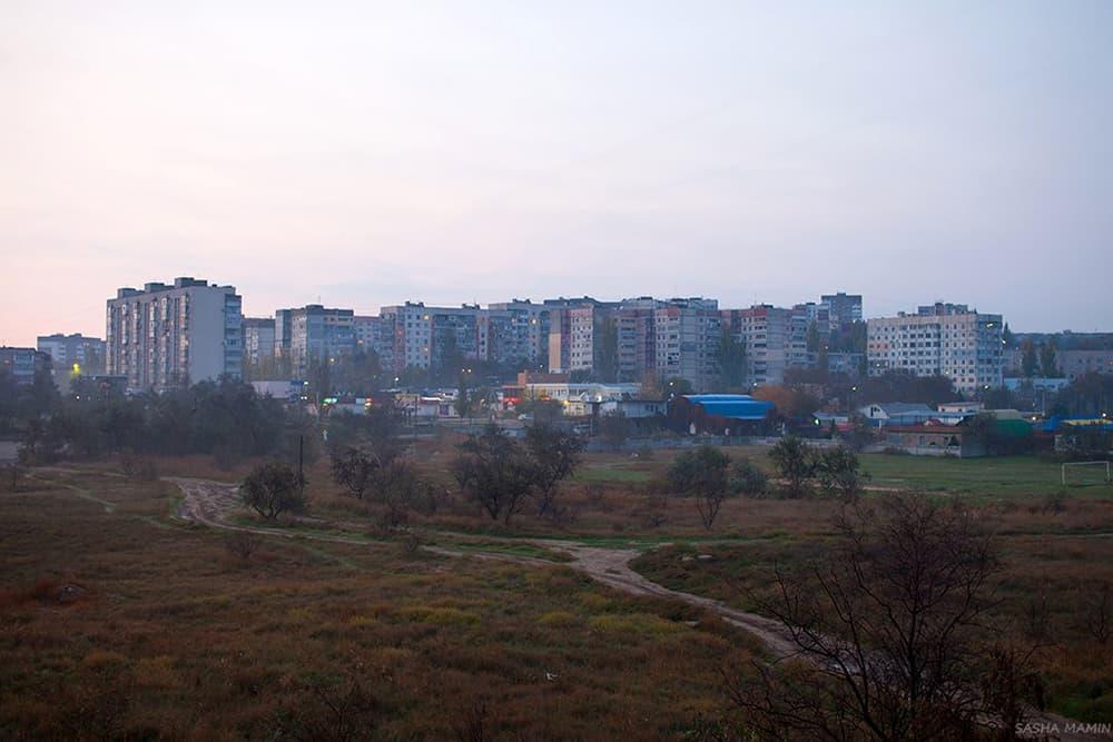 город Щелкино