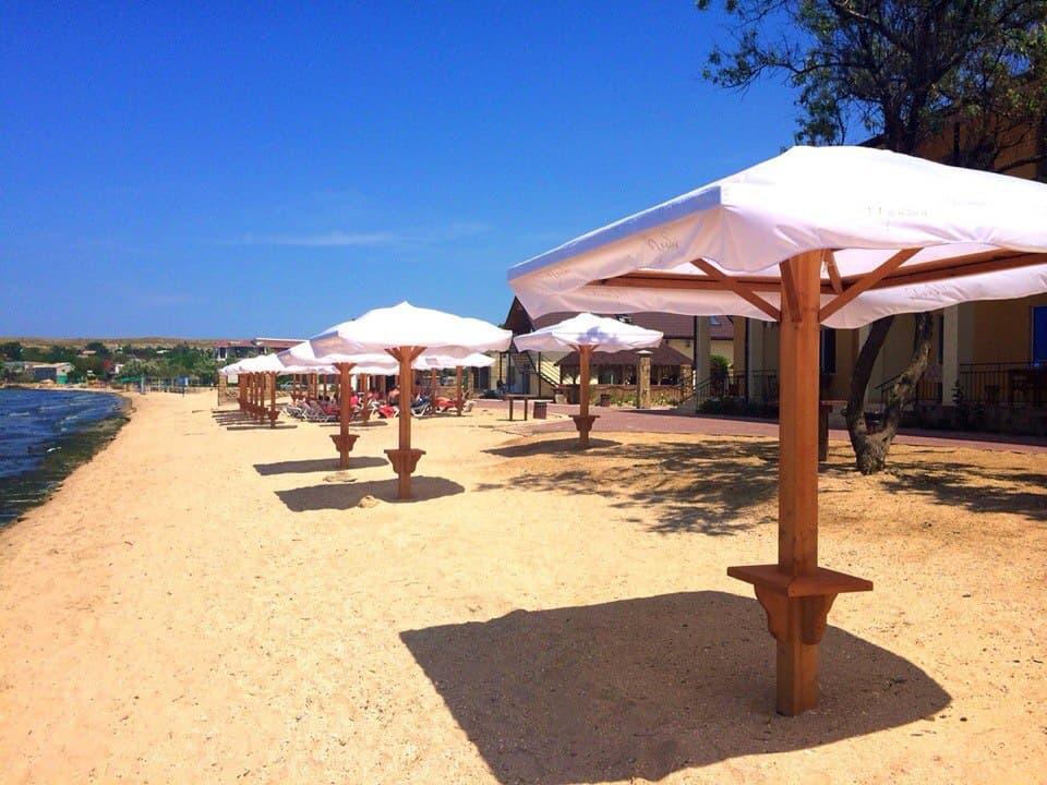 Щелкино пляж 2