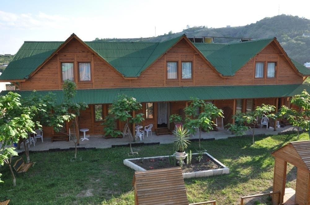 эко отель эспаньола крым алушта п солнечногорское