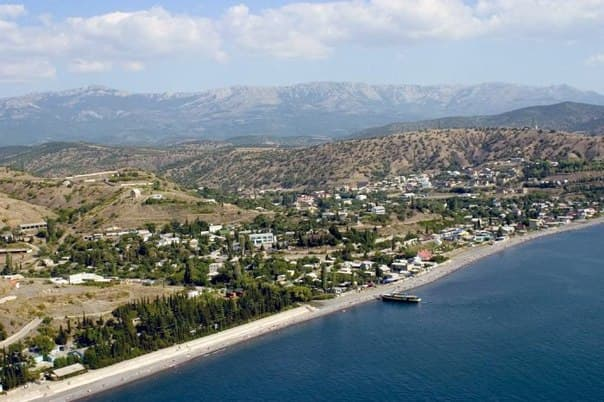 поселок Солнечногорское Крым