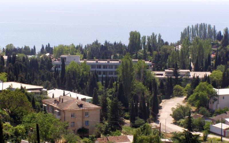 село Малореченское Крым