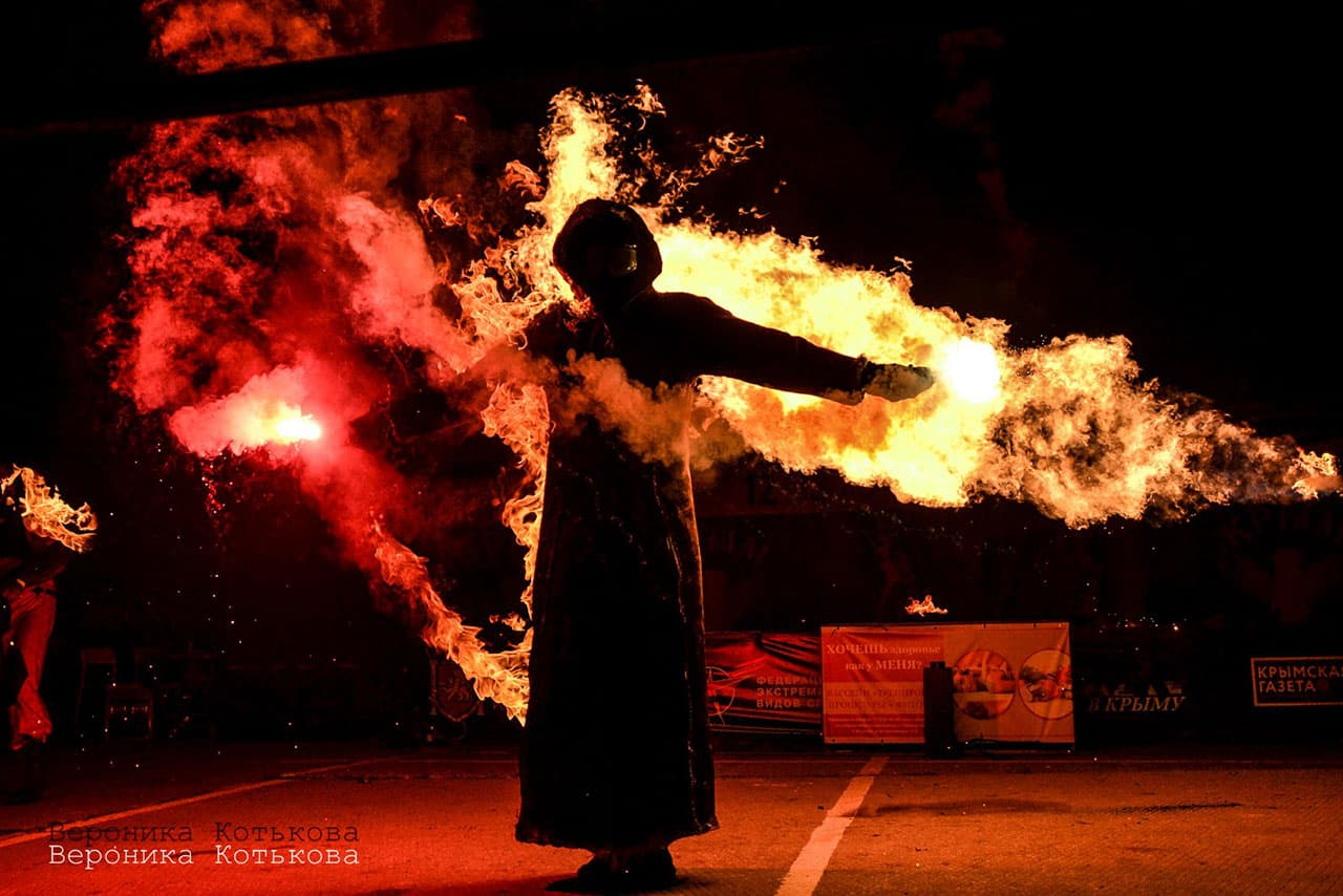 Фестиваль FireFest 2
